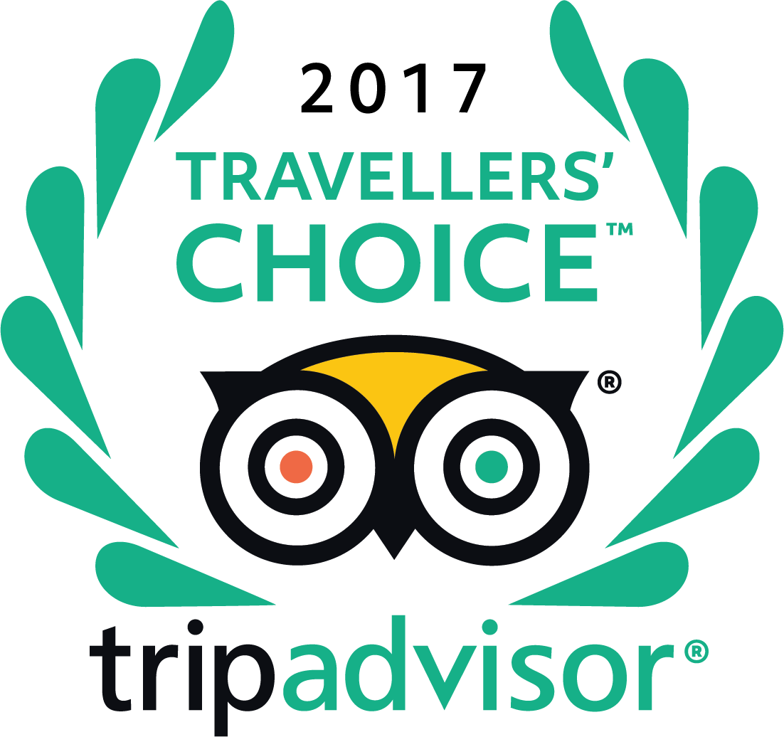 tripadvisor - 2017 travellers' choice