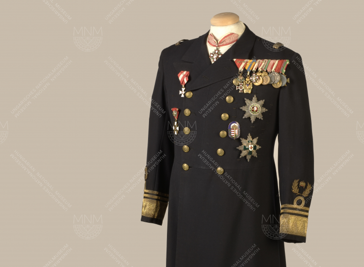 DRESS UNIFORM ONCE BELONGING TO MIKLÓS HORTHY