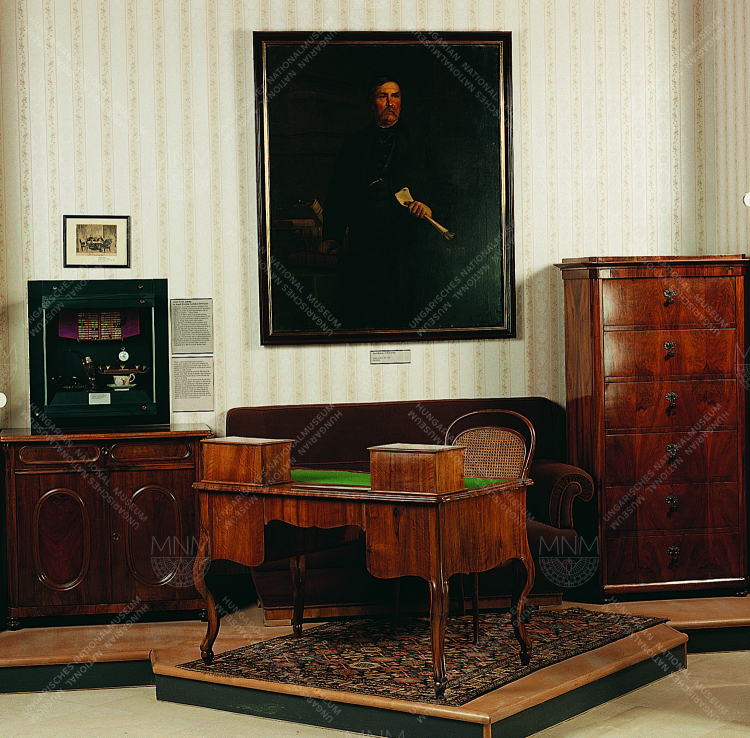 FURNISHINGS OF A ROOM USED BY FERENC DEÁK